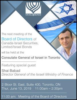 Board Meeting Toronto June 13 2019