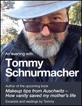 Israel Bonds Bios with Tommy Schnurmacher Montreal May222019