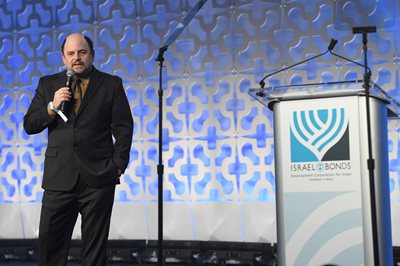 Emcee Jason Alexander shares his experiences growing up Jewish and his feelings for Israel