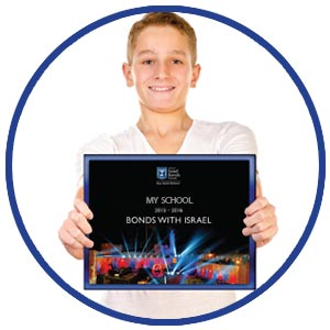 Israel Bonds Bar & Bat Mitzvah Program