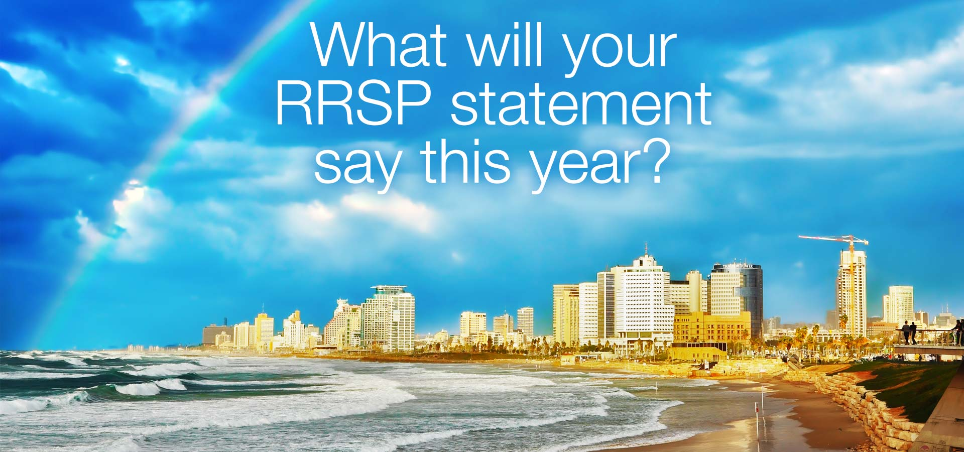 RRSP with Israel Bonds