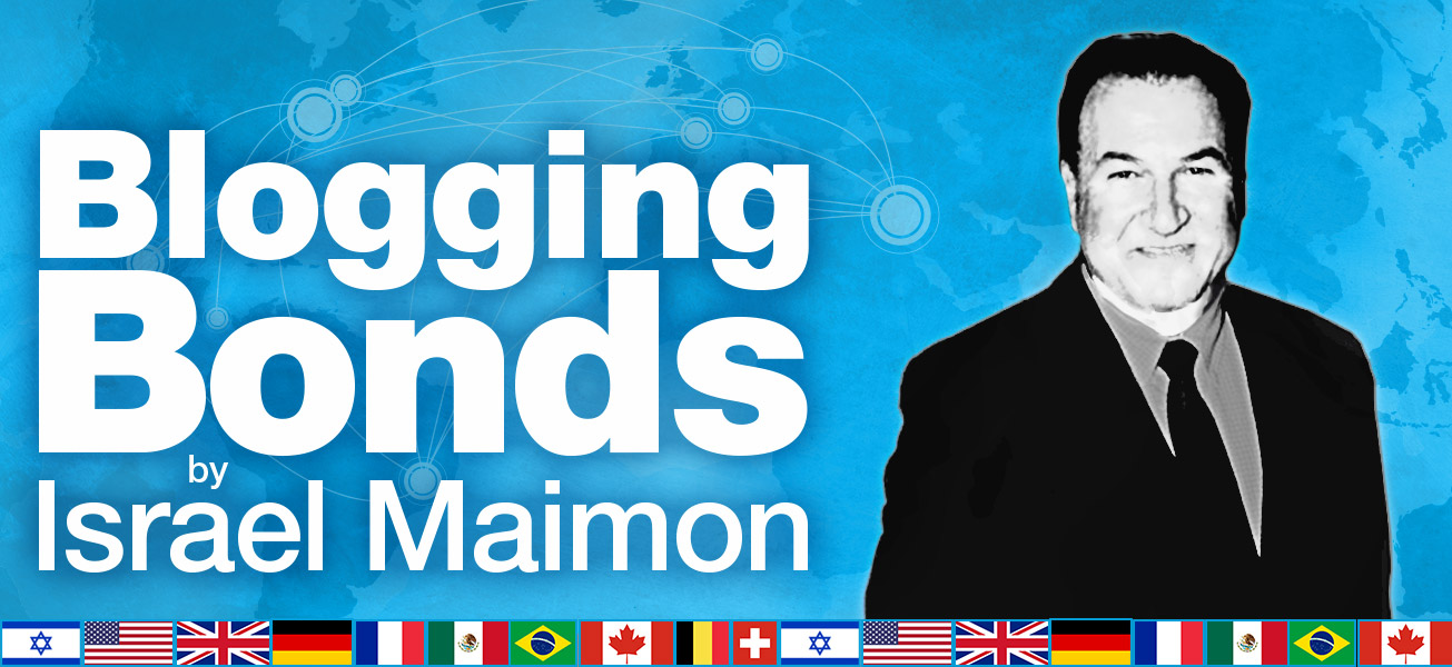 Blogging Bonds by Israel Maimon