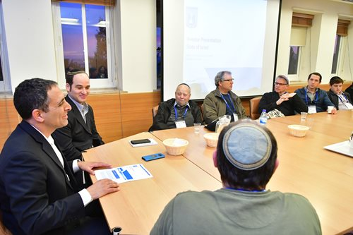 30th Rabbinic Israel Delegation