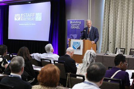 Bonding Together for Israel