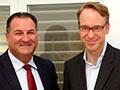 Deutsche Bundesbank President Dr. Jens Weidmann Visits Israel