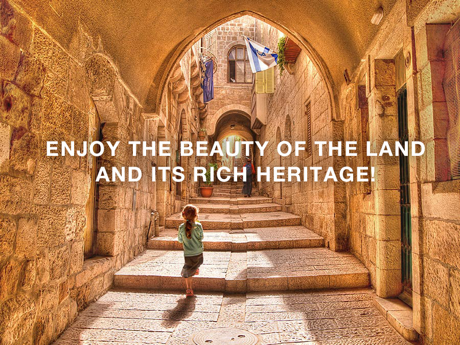 Enjoy the beauty of the land and its rich heritage!