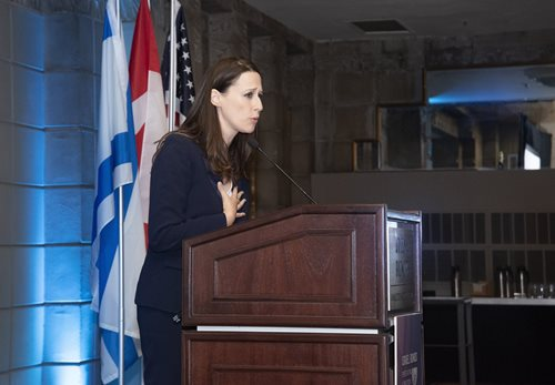 Top Israeli news anchor Yonit Levi outlines Israel's challenges and reasons for optimism