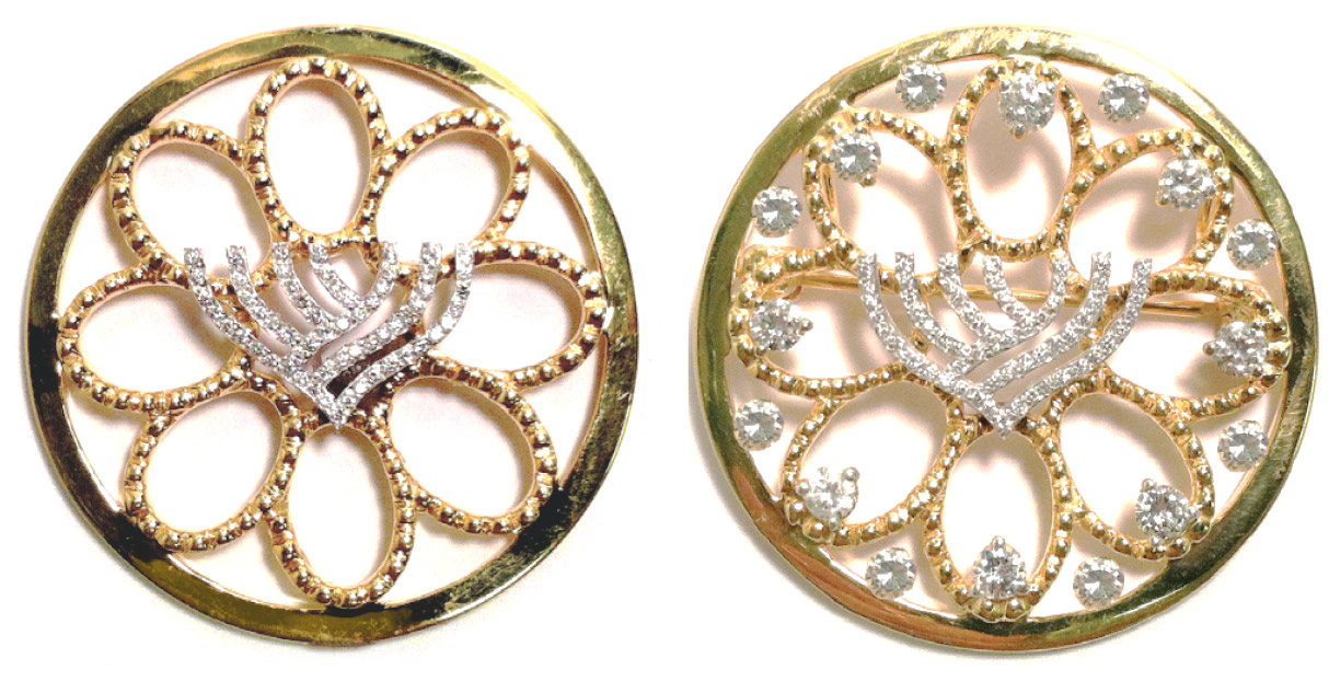Women's Division Prime Minister's Circle 2020 Pins
