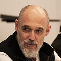 Arnon Perlman from London