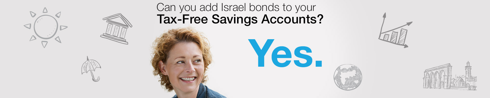 Can you add Israel bonds to your Tax-Free Savings Accounts?