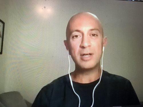 'Fauda' co-creator Avi Issacharoff shares secrets behind the show with IsraelBonds New Leadership