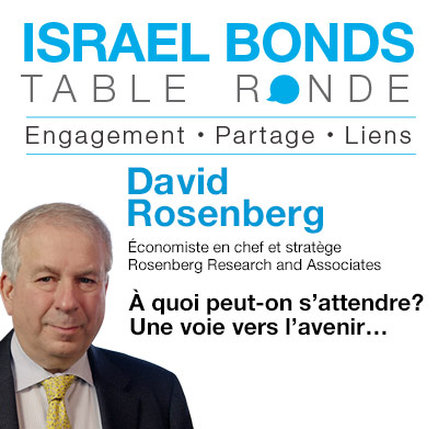 Israel Bonds Round Table with David Rosenberg
