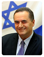 Finance Minister Yisrael Katz