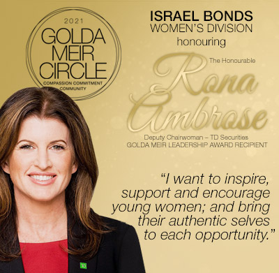 golda-meir-circle-2021-rona-ambrose - Thank You